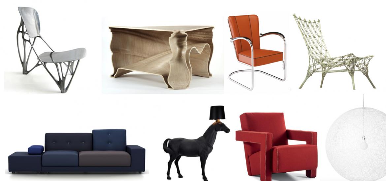 Beroemde Design Stoelen.Dutch Design Wereldberoemd Mijn Top 10 Le Living