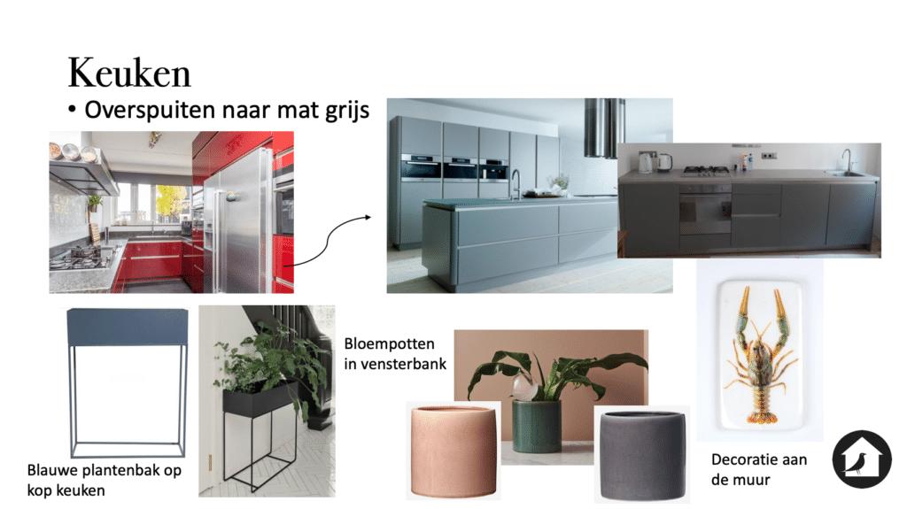 Keuken advies woonhuis Zwolle Le Living