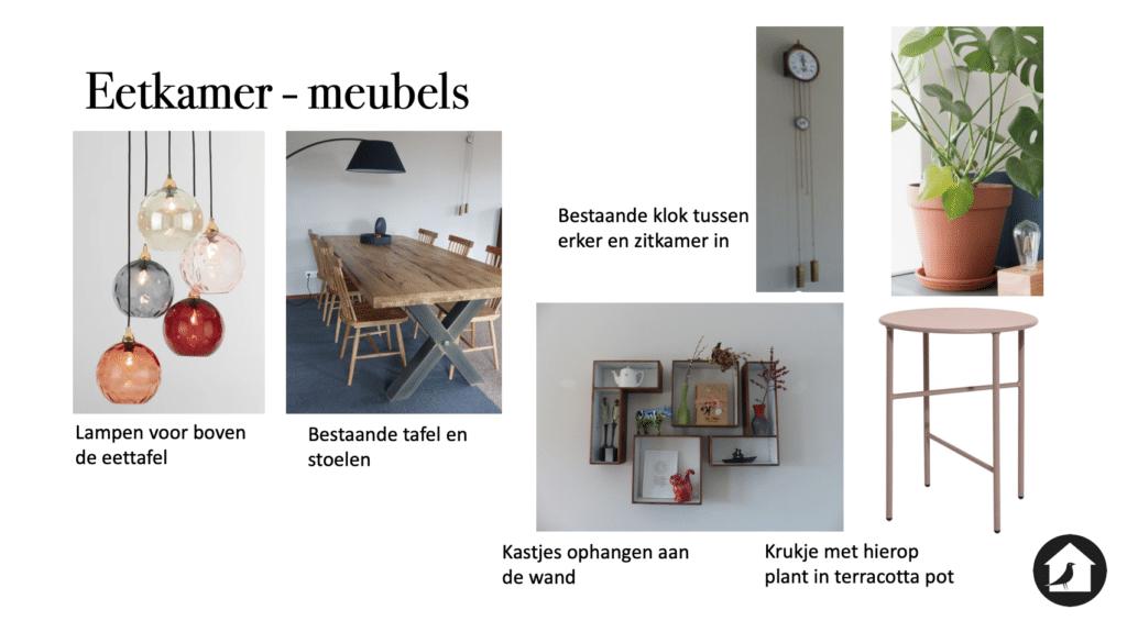 Eetkamer meubels Zwolle Le Living