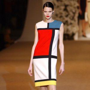 Mondriaan Yves Saint Laurent