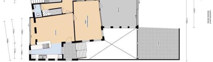 Huis IJburg nieuwe indeling