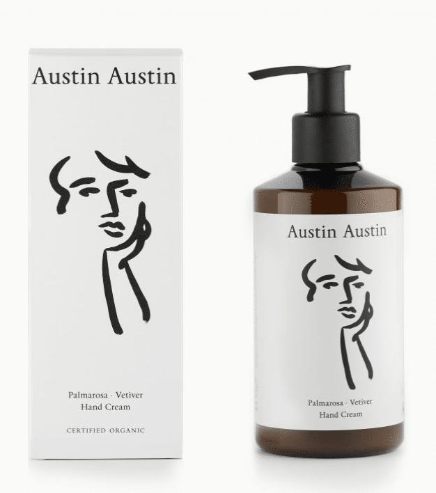 Austin Austin one line face handzeep