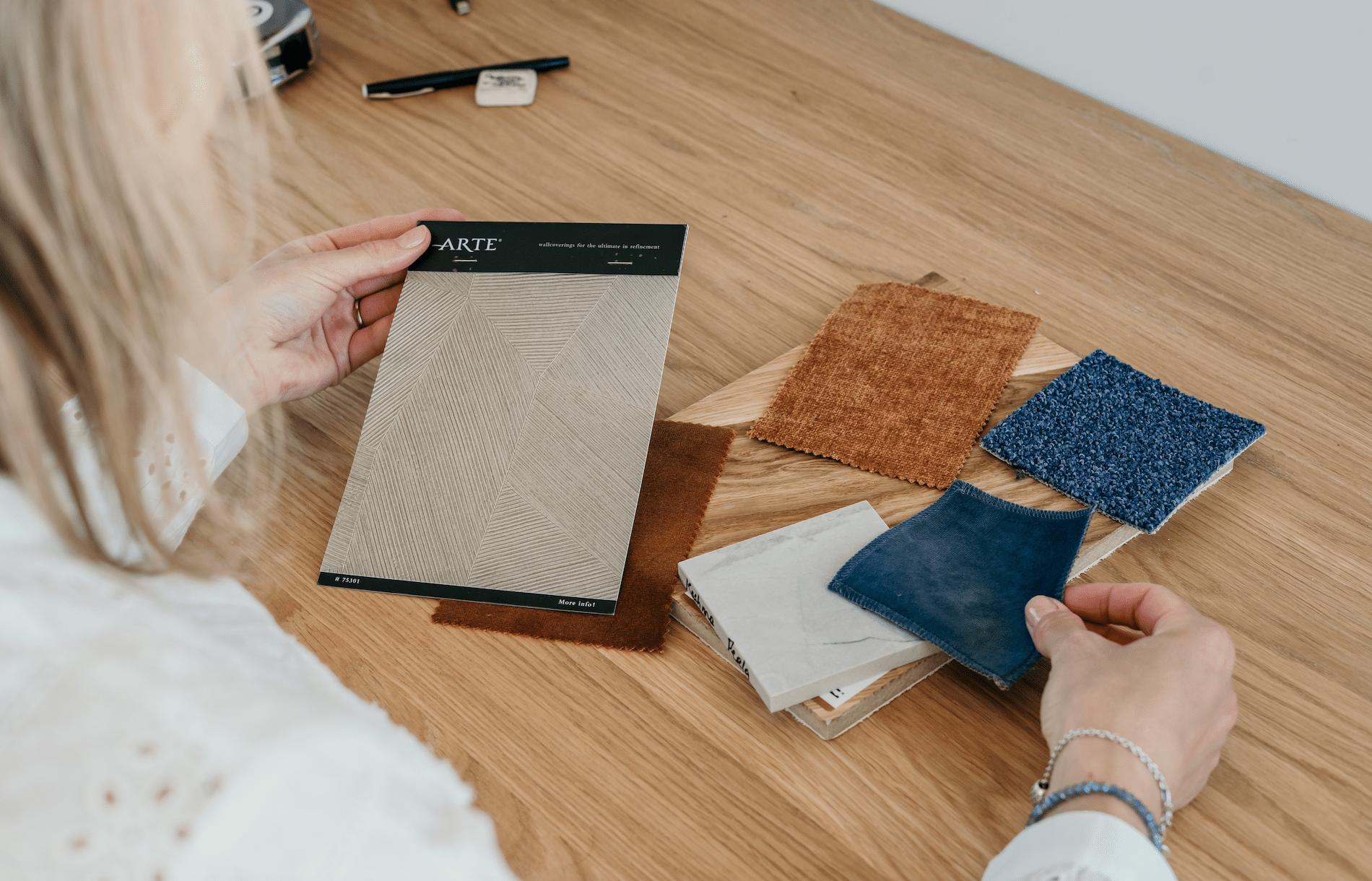 Interieuradvies en ontwerp Le Living materialen