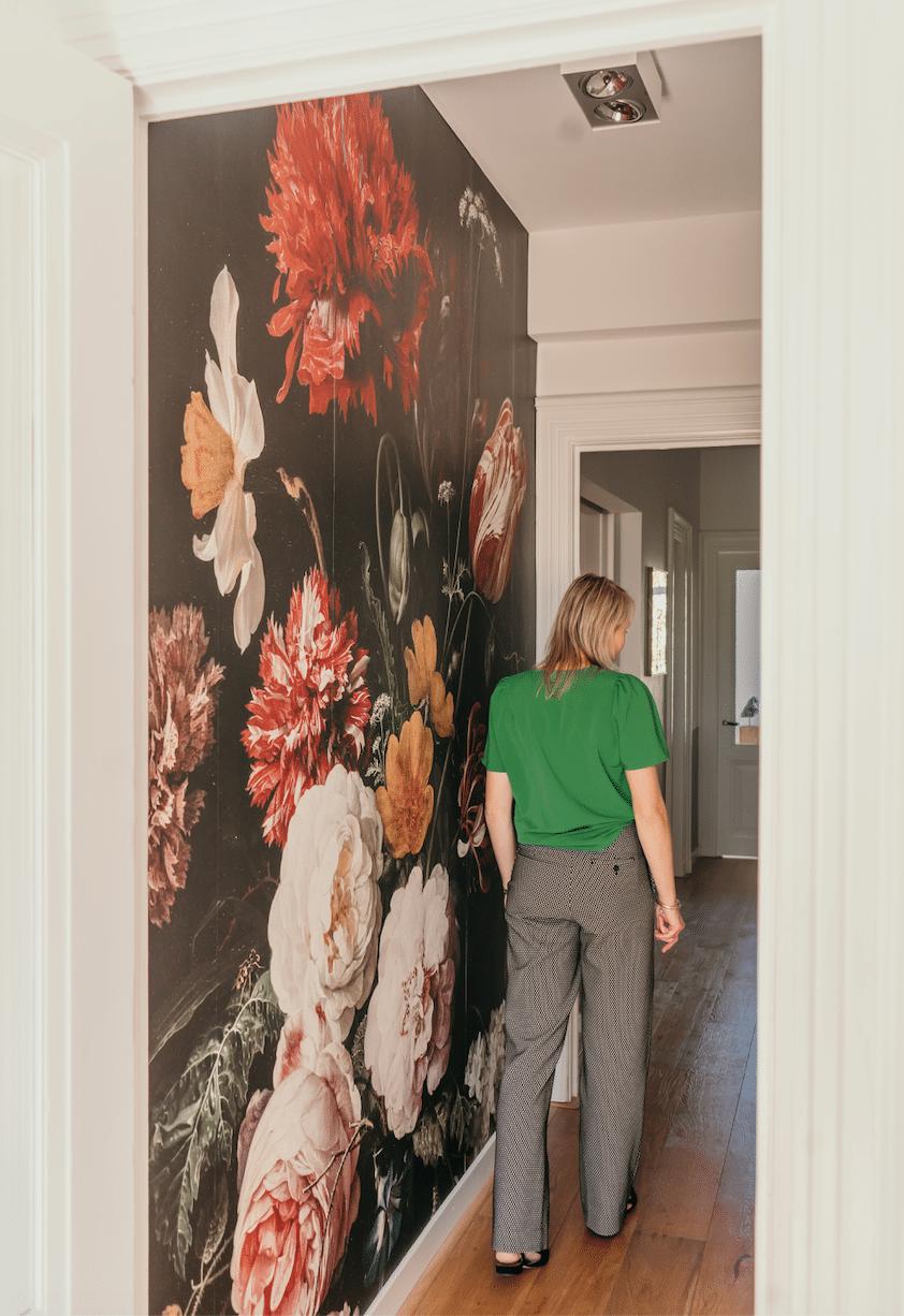 Interieuradvies en ontwerp Le Living kleuradvies behang