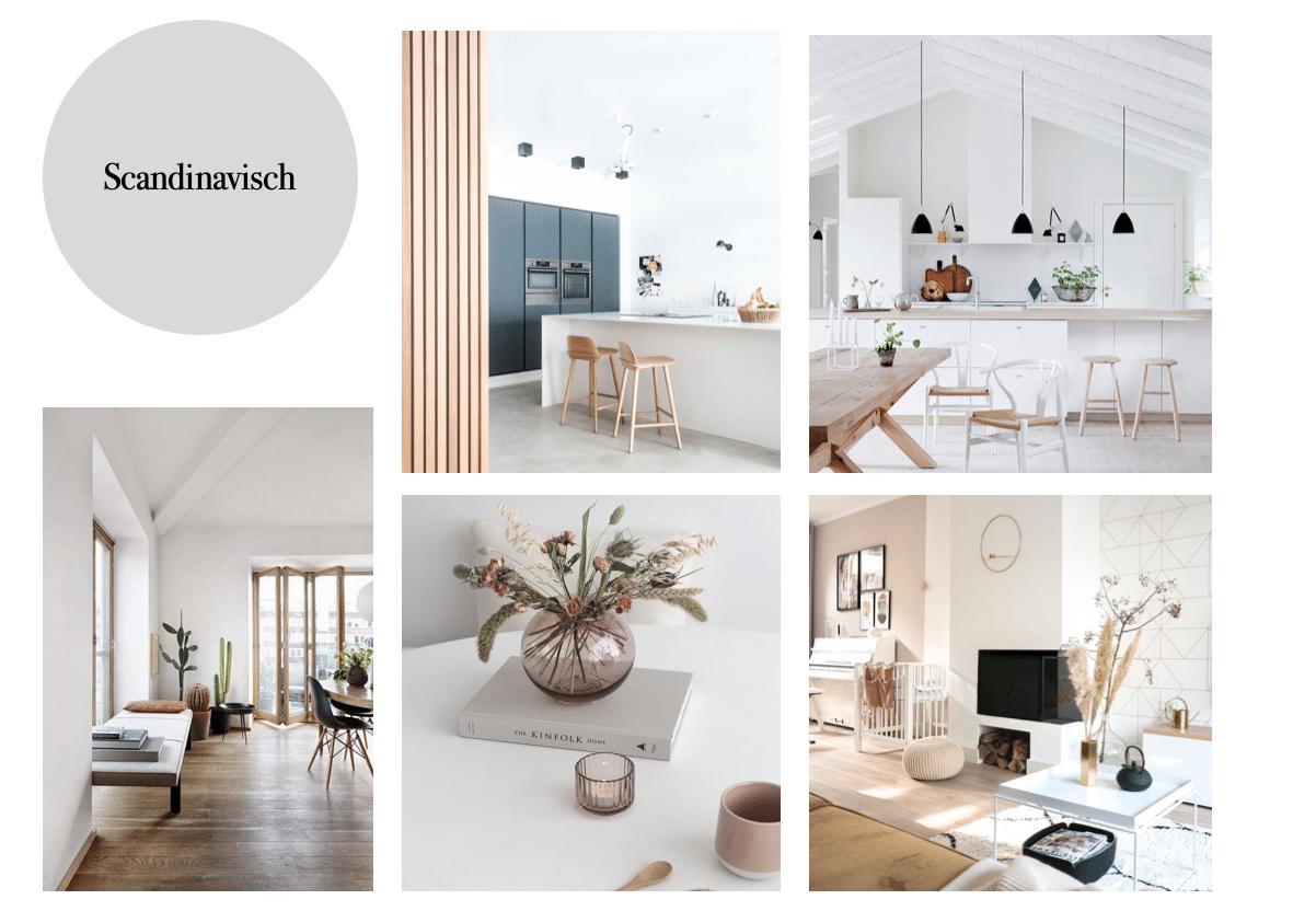 Interieurstijl Scandinavisch Le Living