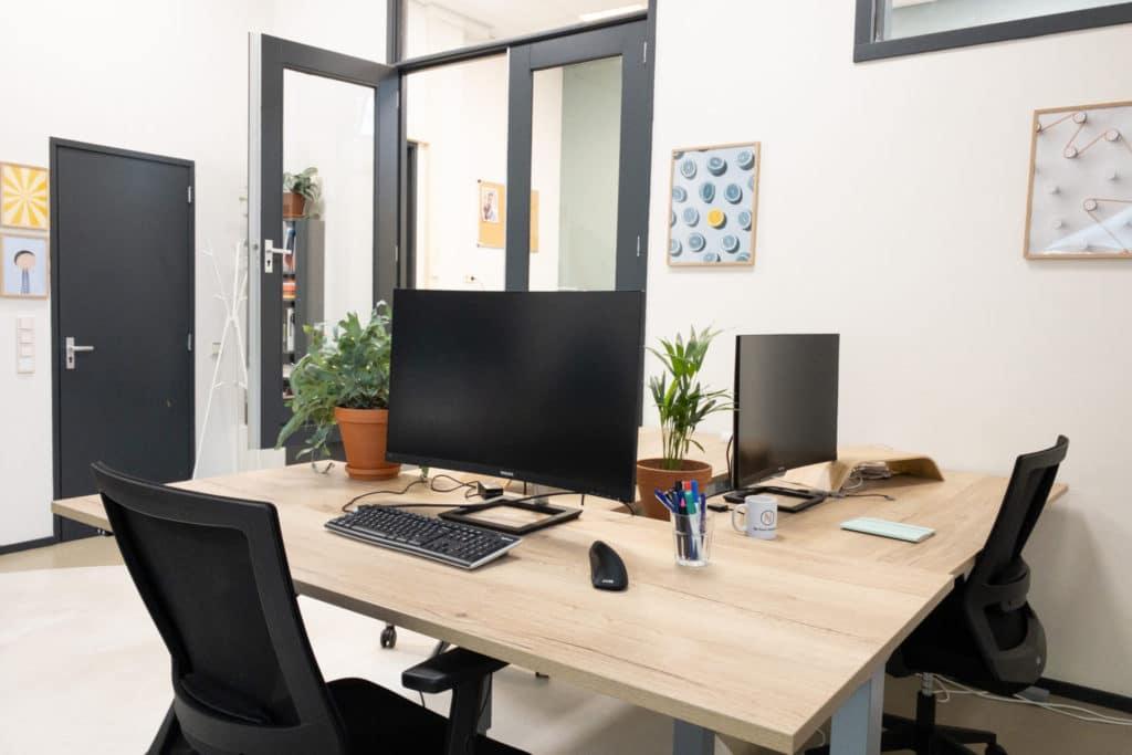 Bureaublok kantoor Amsterdam Amstel
