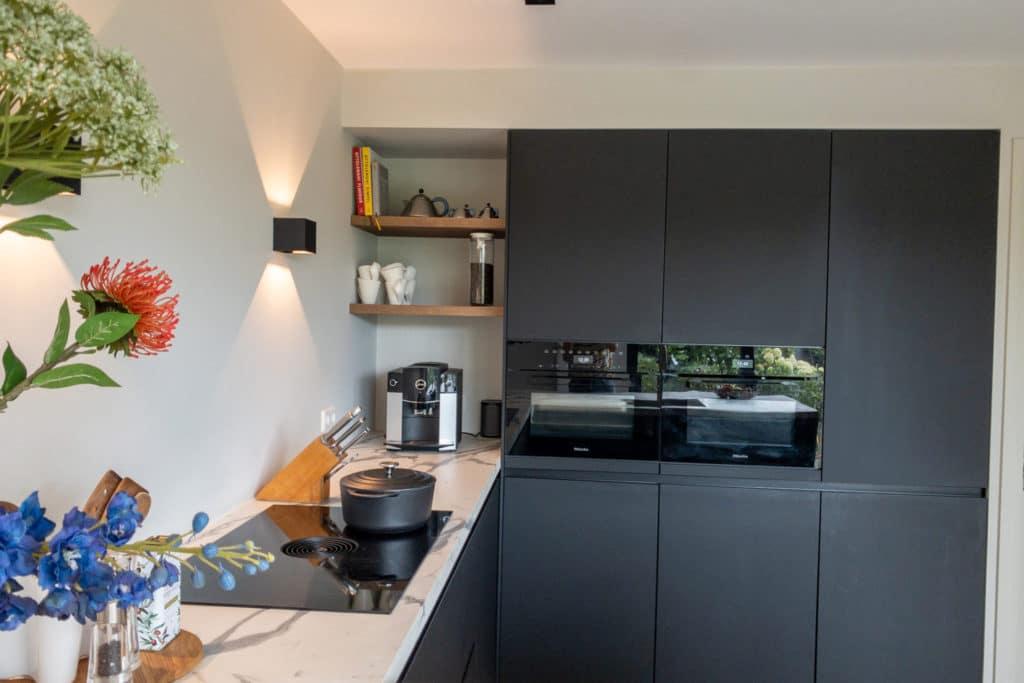 eikenhouten planken keuken